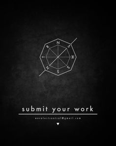 Submit your work! | †ransmission #submit #transmission #poster #logo #work