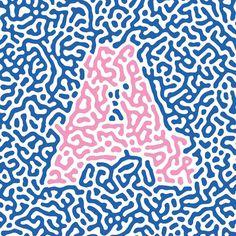 Adria Molins Adria Molins #A #36daysoftype #type #pattern #type #typography #barcelona #barcelona #design #designer #studio #black #aestheti