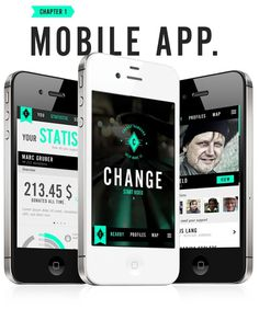 Change – Help Make It #mobile #change