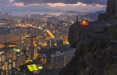 Another View of Hong Kong #hongkong #landscapes #cityscapes Kelvin Yuen