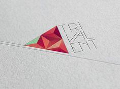 Trivalent Brand Identity #nina #logo #georgieva