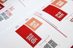 //Charles Herrmann CHAMANN //Portfolio #book #annual report #editorial design