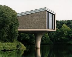 MindSpárkle Magazine — Фотограф Josef Schulz #photography #architecture