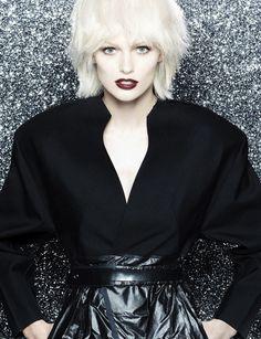 Edita Vilkeviciute by Warren du Preez & Nick Thornton Jones #model #girl #photography #fashion #beauty