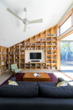 A Small 1930's Brick Bungalow Transformed into a Cozy Family Environment 7