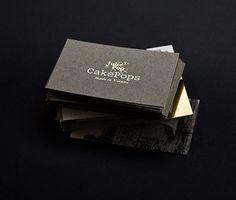 Julie Pop Bakery | Lovely Stationery #identity #branding