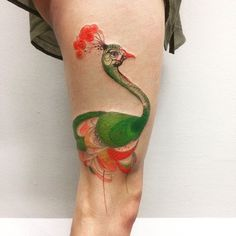 30 Lovely Bird Tattoos