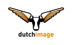 Dutch Image - logo (The Ad Agency, www.theadagency.nl) #icon #design #graphic #cow #illustration #dutchimage #logo