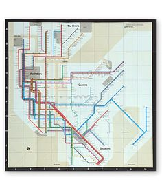 A New Subway Map for New York - Interactive Feature - NYTimes.com on imgfave