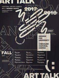 ArtTalk Poster, 2017
