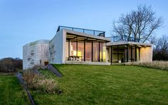 Sustainable Home Designed by UNStudio sustainable solution home 2