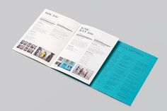 University College Falmouth Exhibitions Materials 2009-10 | Two