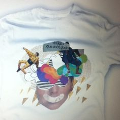 Instagram #shirt #estampa #camiseta #silk