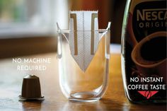 Making your #coffee routine easier than ever is the world's smallest coffee maker