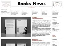 Books News, inspiration N°485 published on The Gallery in date November 5th, 2015. #website