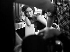 Megan Fox: Giorgio Armani Beauty behind the scenes 2010 > photo 120721 > fashion picture #stage #fox #megan #armani #back #photography #giorgio