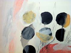 Moon quarters | Flickr - Photo Sharing! #painting #art