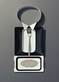 Dinner Etiquette by Scott Newett » Creative Photography Blog #inspiration #photography #art