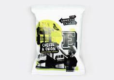 The London Crisp Co. designed by B&B Studio