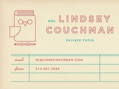 Dribbble - Card by Brent Couchman #illustration