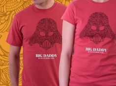 Big Daddy Is Watching You By Iing #wars #illustration #starwars #vader #star #darth