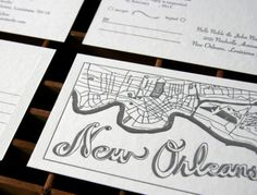 Oh So Beautiful Paper: A Paper Blog –Unique and Custom Wedding Invitation Ideas and Modern Stationery - Part 4