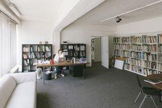 Freunde von Freunden — Bettina Steinbrügge #interior #workplace #design #studio