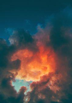 Clouds. #stockholm #sweden