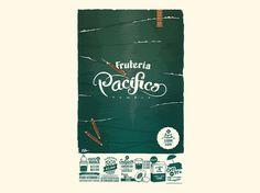 Empresarios del anden - Colombia #illustration #lettering #poster #typography