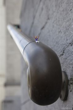 Street Art by Slinkachu 5 #miniature #diorama #art