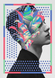Collage, Alain Vonck