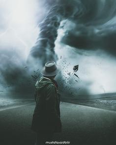 Dreamlike Photo Manipulations by Mustafa Said Bilir