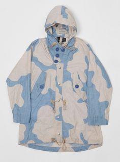 Parka / Naval #jacket #naval