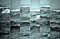 non existing excess #photograph #waves #divisions