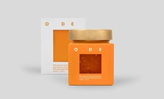 ODE Fine Foods, a new range of premium Greek food products, commissioned Alexandros Gavrilakis to design their entire visual identity system. The name 'ODE' refers to a type of lyrical stanza, and the rest of the brand identity takes inspiration from poetry and great works of art. For more of the most beautiful designs visit mindsparklemag.com