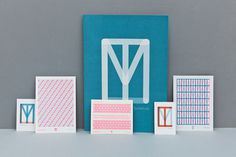 RAW COLOR: TextielMuseum Identity and Collateral #color #patterns #typography