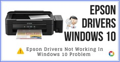 🛑How To Fix Common Epson Printer Problems In Windows 10?⚒️