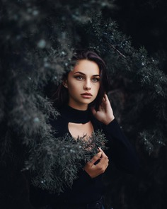 Glorious Beauty and Street Style Photography by Daniel Teske
