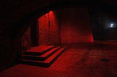 Light defines matter - OOSS #visual #light #red