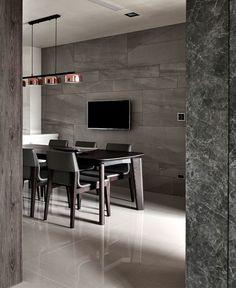 Apartment in Modern Asian Style - InteriorZine