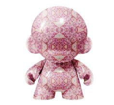 Munny - Art Toy - Mexico. Textura comic on Behance #toysdesign
