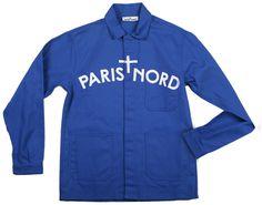 PARIS + NORD #fashion #bleu #parisnord #apparel