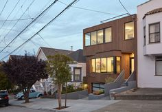 Noe Valley House by IwamotoScott Architecture