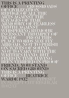 iindex #abstract #typography