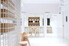 Milk Bar Decor by Thaipan Studio