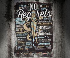 No Regrets\\nCo work junto ahttp://www.ovrweb.com.ar/\\nRosario, Argentina, 2013