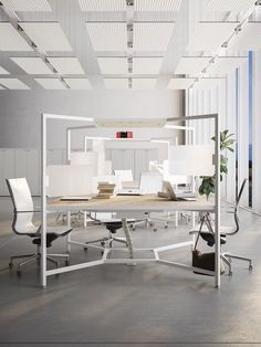 A work station that changes layout from one hour to the next? That's the Hub - News - Frameweb