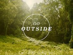 Go_outside #nature #trees