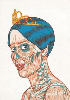 Kristian Hammerstad Illustrator #illustration