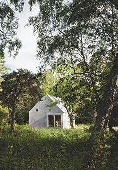 image #forest cottage